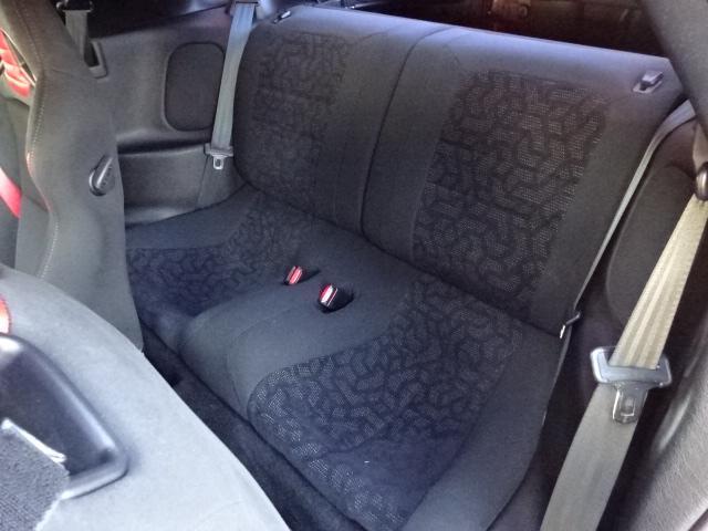 ツインターボMR サンルーフ レカロシート 車高調 社外20インチアルミ 4本出しマフラー ダクト付きボンネット フロントフェンダー(10枚目)