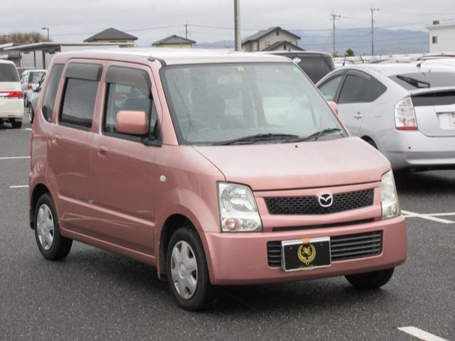 FX キーレス CDデッキ ベンチシート 車検整備付き(4枚目)