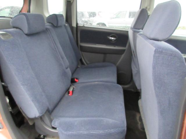 FX キーレス CDデッキ ベンチシート 車検整備付き(11枚目)