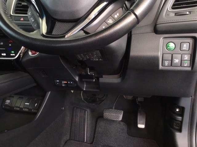 ハイブリッドX・ホンダセンシング 純正メモリーナビ リアカメラ ETC リヤカメラ クルコン ETC ナビTV アルミ スマートキー DVD サポカー フルセ メモリナビ CD LEDヘ アイドリングストップ キーレス(15枚目)