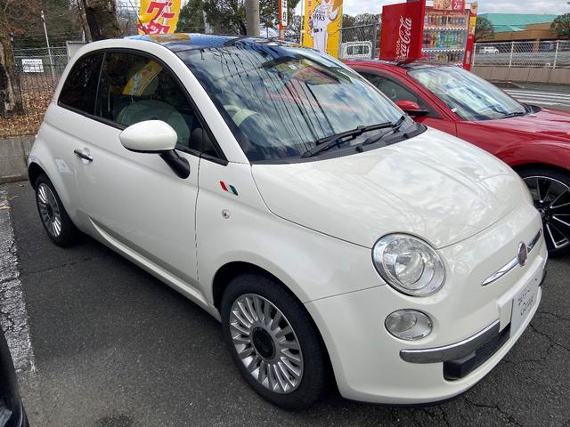 「フィアット」「フィアット 500」「コンパクトカー」「福岡県」の中古車4