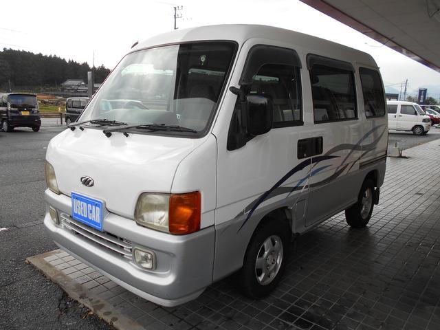 「スバル」「サンバーディアス」「コンパクトカー」「福岡県」の中古車5