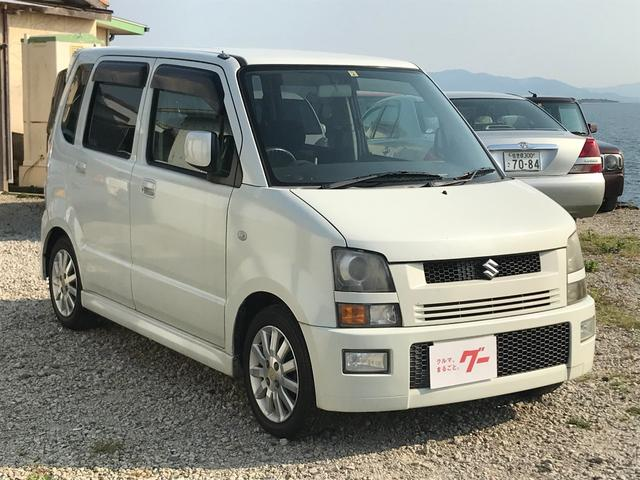 「スズキ」「ワゴンR」「コンパクトカー」「長崎県」の中古車3