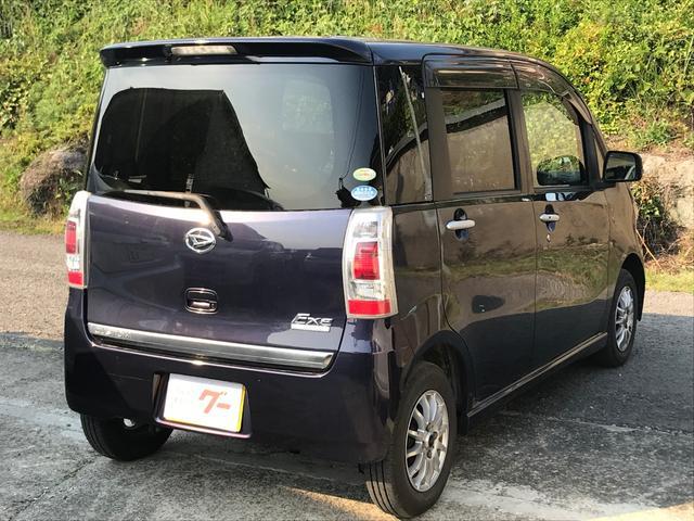 「ダイハツ」「タントエグゼ」「コンパクトカー」「長崎県」の中古車4