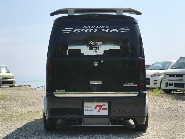 「スズキ」「エブリイワゴン」「コンパクトカー」「長崎県」の中古車6