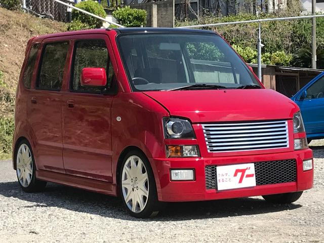 「スズキ」「ワゴンR」「コンパクトカー」「長崎県」の中古車4