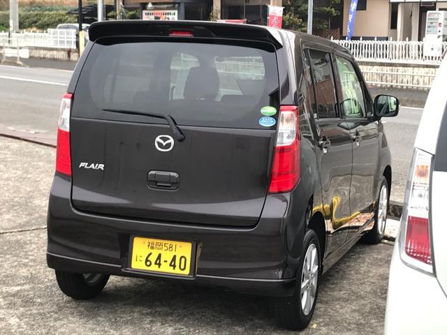 「マツダ」「フレア」「コンパクトカー」「長崎県」の中古車4