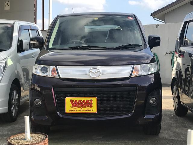 「マツダ」「AZ-ワゴン」「コンパクトカー」「長崎県」の中古車2
