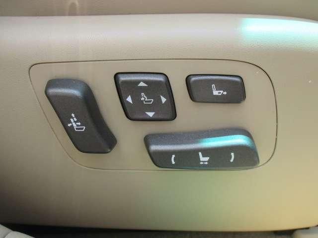 レクサス LS LS460バージョンSIパッケージ 本革シート 社外エアサス