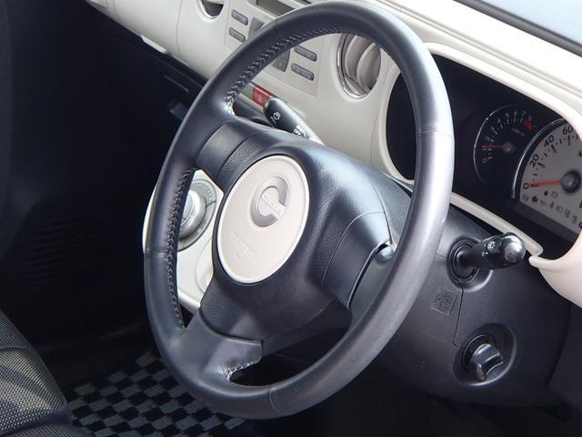 ココアX ワンオーナー スマートキー タイヤ2本新品(14枚目)