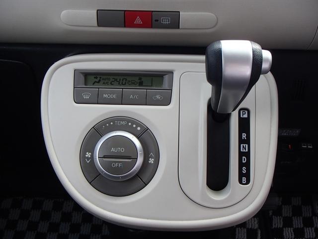 ココアX ワンオーナー スマートキー タイヤ2本新品(17枚目)