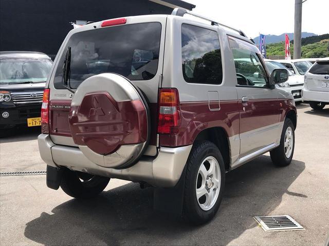 アニバーサリーリミテッド-V ターボ 4WD ポータブルナビ(5枚目)
