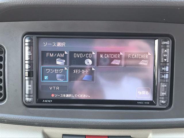 カスタムターボRSリミテッド 4WD 左電動スライド ナビ(8枚目)