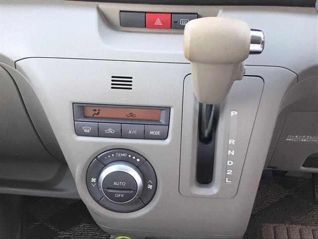 カスタムターボRSリミテッド 4WD 左電動スライド ナビ(11枚目)