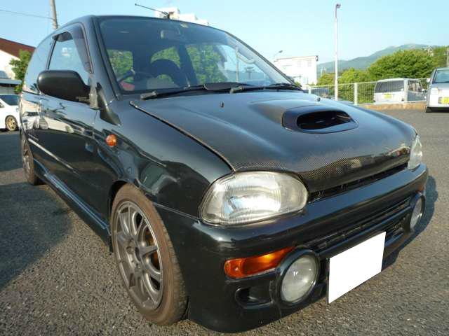 RX-R MT カーボンB 新品車高調 マフラー(7枚目)