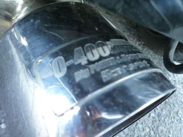 RX-R MT カーボンB 新品車高調 マフラー(16枚目)
