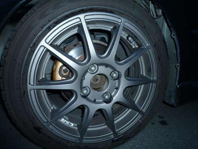 RX-R MT カーボンB 新品車高調 マフラー(17枚目)