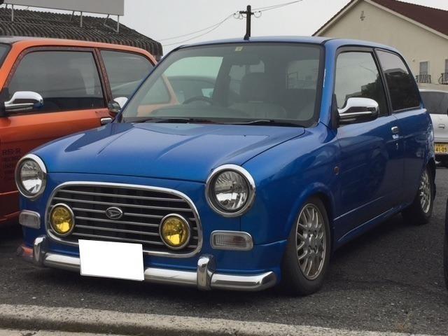 「ダイハツ」「ミラジーノ」「軽自動車」「福岡県」の中古車2