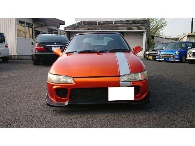 「ホンダ」「ビート」「オープンカー」「福岡県」の中古車5