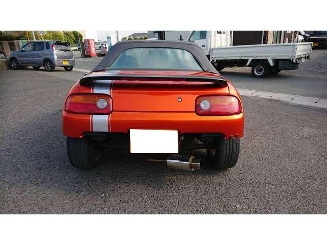 「ホンダ」「ビート」「オープンカー」「福岡県」の中古車9