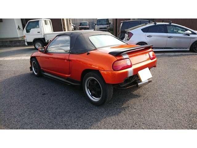 「ホンダ」「ビート」「オープンカー」「福岡県」の中古車13