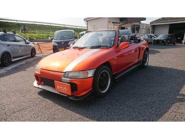 「ホンダ」「ビート」「オープンカー」「福岡県」の中古車14