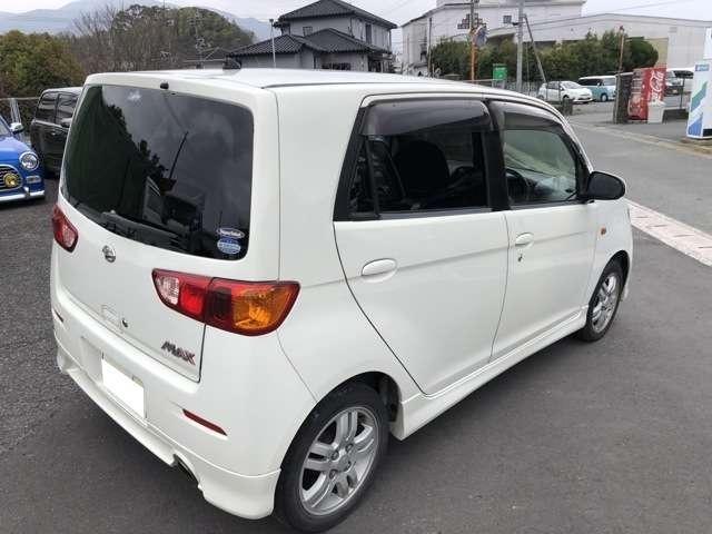 「ダイハツ」「MAX」「コンパクトカー」「福岡県」の中古車4