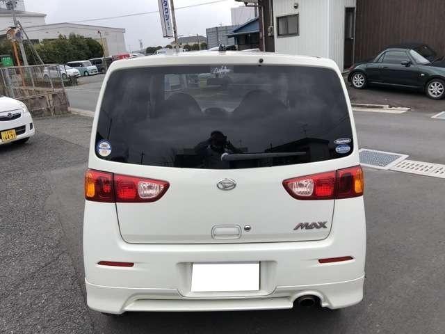 「ダイハツ」「MAX」「コンパクトカー」「福岡県」の中古車5