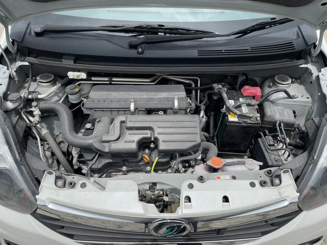 X スマートセレクションSA 衝突軽減装置 アイドリングストップ 禁煙車 新品ドライブレコーダー 純正アルミホイール バッテリー新品 タイヤ4本新品タ(34枚目)