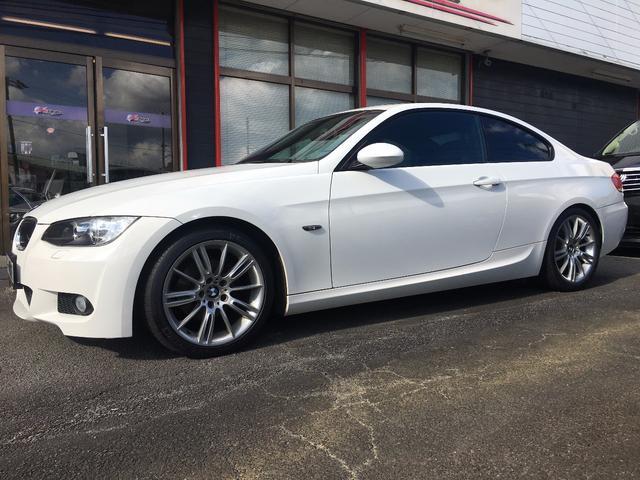 BMW BMW 320i クーペ Mスポーツパッケージ サンルーフ 社外ナビ