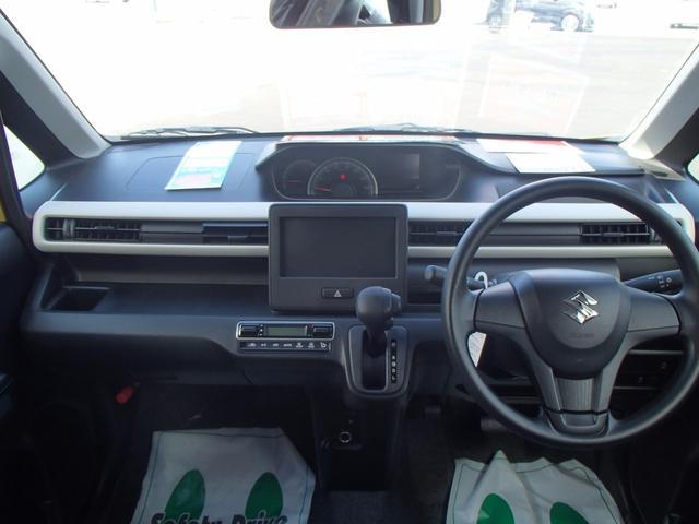 スズキ ワゴンR ハイブリッドFX 届出済未使用車 禁煙車 盗難防止