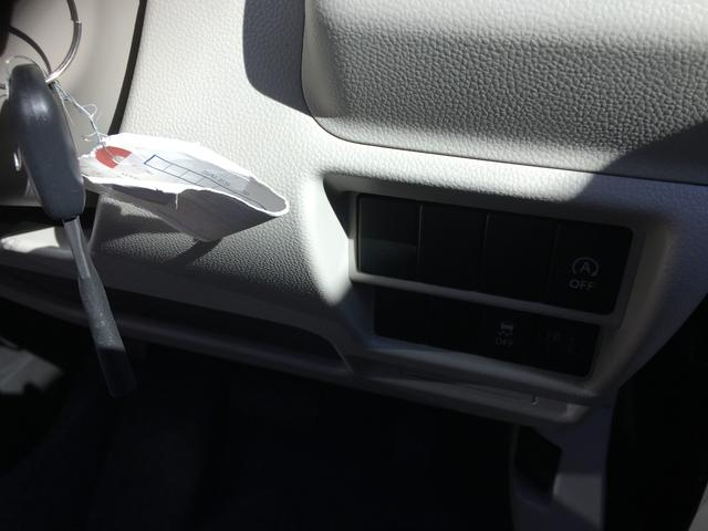 スズキ ワゴンR ハイブリッドFX 届出済未使用車 盗難防止 禁煙車