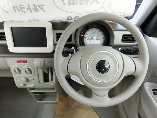 スズキ アルトラパン L 届出済未使用車 禁煙車 盗難防止システム