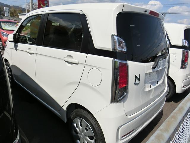 ホンダ N-WGN C 届出済未使用車 禁煙車 盗難防止システム