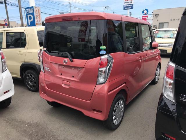 軽自動車 ピンク CVT AC 両側スライドドア 4名乗り(7枚目)