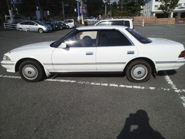 「トヨタ」「マークII」「セダン」「大分県」の中古車4