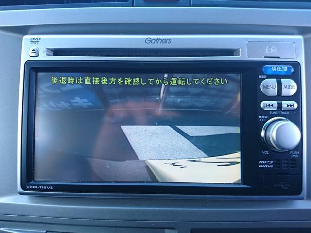 ホンダ ゼストスパーク Wターボ SDナビ Bカメラ ETC スマートキー