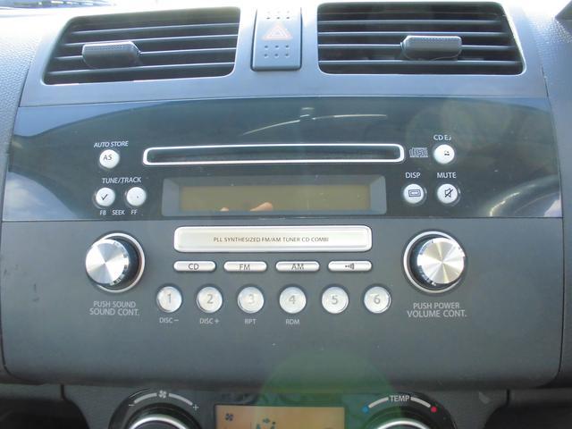 スズキ スイフト 1.3XE CDコンポ キーレス 社外アルミ 電動格納ミラー