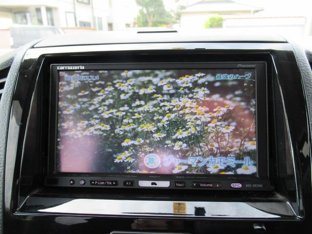 TS ターボ 1年保証付 両側オートスライドドア HDDナビ バックカメラ スマートキー HID 純正アルミ(10枚目)