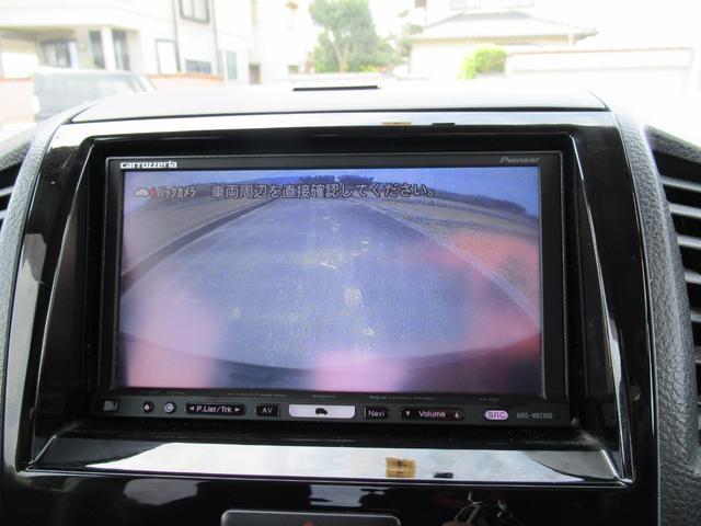 TS ターボ 1年保証付 両側オートスライドドア HDDナビ バックカメラ スマートキー HID 純正アルミ(11枚目)