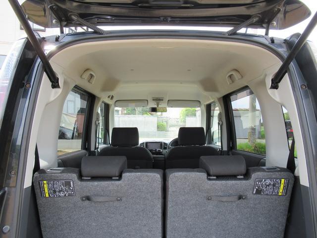 TS ターボ 1年保証付 両側オートスライドドア HDDナビ バックカメラ スマートキー HID 純正アルミ(26枚目)