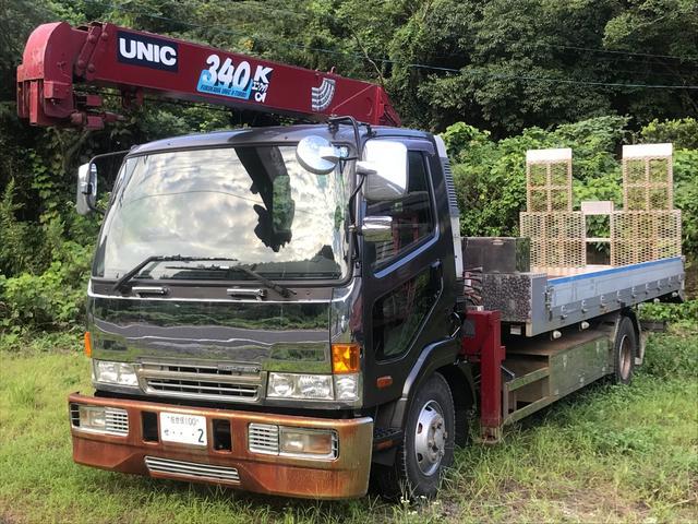 「その他」「ファイター」「トラック」「長崎県」の中古車37