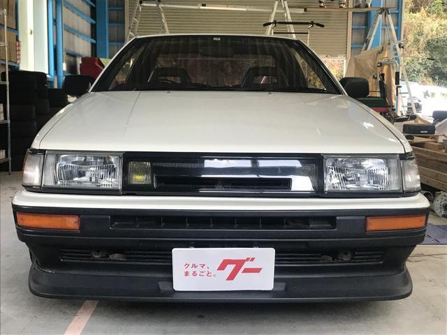 「トヨタ」「カローラレビン」「クーペ」「長崎県」の中古車4