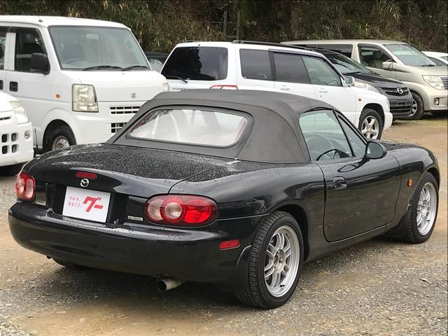 「マツダ」「ロードスター」「オープンカー」「長崎県」の中古車5