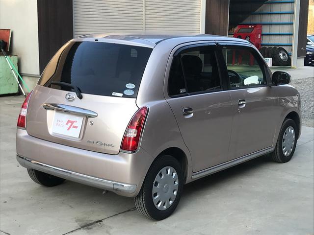 「ダイハツ」「ミラジーノ」「軽自動車」「長崎県」の中古車5