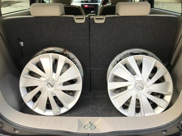 J 保証付 ホイールキャップ有 衝突被害軽減ブレーキ キーレス CDオーディオ ETC ベンチシート 電動格納ミラー 運転席エアバッグ 助手席エアバッグ 横滑り防止システム ABS インパネCVT(18枚目)