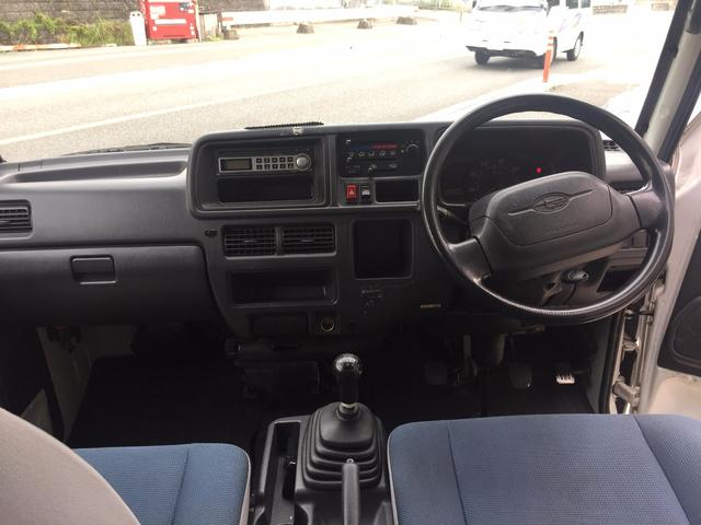 スバル サンバーバン トランスポーター 5速 ワンオーナー キーレス CD
