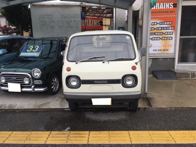 「マツダ」「ポーターキャブ」「トラック」「福岡県」の中古車2