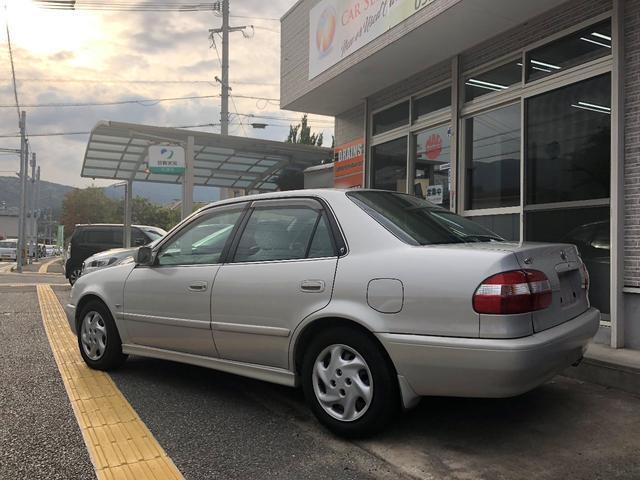 「トヨタ」「カローラ」「セダン」「福岡県」の中古車7