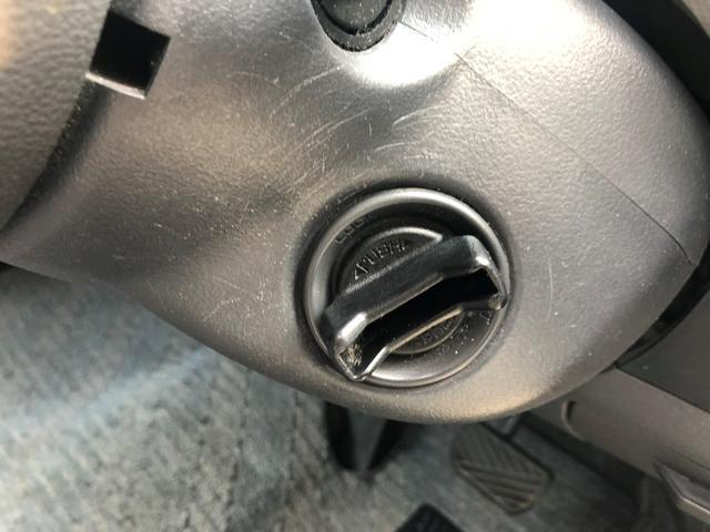 スマートキー付きでドア開閉やエンジン始動が可能です!
